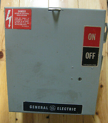 New Busway Plug Fxk461R General Electric 30 Amp