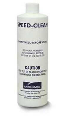 MIDMARK Speed-Clean Autoclave Sterilizer Concentrated Cleaner Solution -16 Oz-