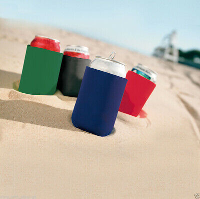 Can Cooler Koozie / Drinks Chill Insulated Cool Holder - Summer Bbq Party Drink