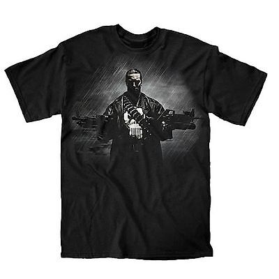 PUNISHER - Two Guns, No Waiting:T-shirt NEW - SMALL ONLY