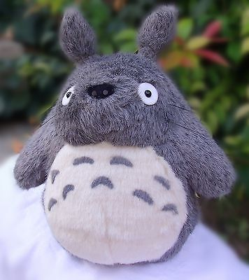 "TOTORO 12"" Stuffed Toy New  Japanese Studio Ghibli My Neighbor Plush Doll Large"
