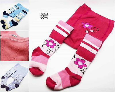 Baby Girl Tights-Toddler Girls Knitted Warm Winter AntiSlip Cotton Socks Cotton