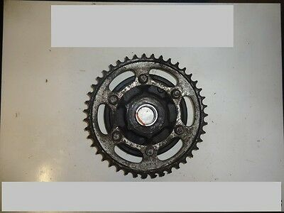Suzuki Gsxr 600 2011 2012 2013 2014:sprocket Carrier - Rear:used Motorcycle