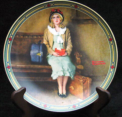 """Rockwell's American Dream #1 - """"A Young Girl's Dream"""""""
