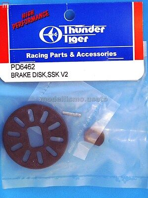 Thunder Tiger PD6462 Disco Freno SSK Brake Disk modellismo