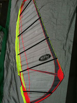 Hi-Fly - Synthesis 7.5m Brand New Windsurfing Sail