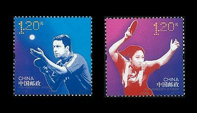 Sweden Stamp, 2013 SWE1313 Table Tennis joint issue with China