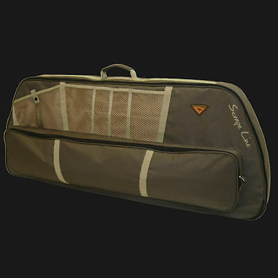 Scrapeline Bow Case By Gameplan Gear. The Highest Quality On The Budget!
