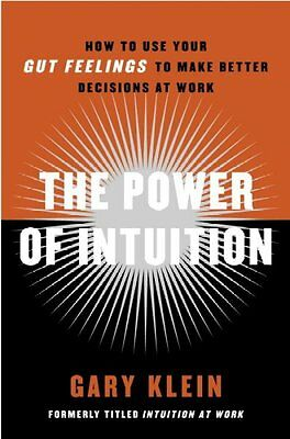 The Power Of Intuition [9780385502894] - Gary Klein (Paperback) New
