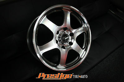 ENKEI ST6 18x8.5 6-139.7 E20 TO SUIT FORD RANGER, MAZDA BT50, 4WD- 80% OFF