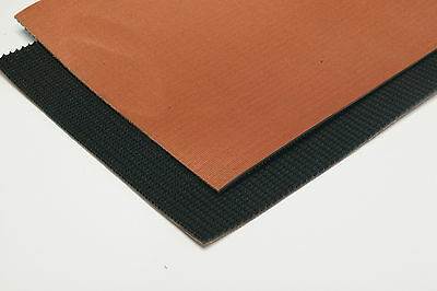 Ultimate Non Slip Rubber Matting - Hd Fabric Backing 6Mm Thick 1.2M & 1.5M Wide