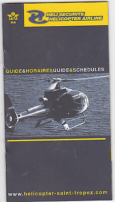 Timetable Helicopter Airline