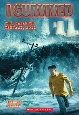 I Survived The Japanese Tsunami, 2011 - Tarshis, Lauren - New Paperback Book