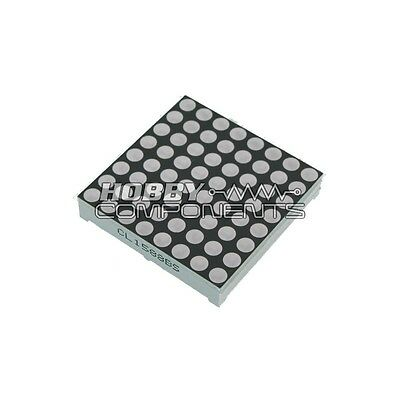 8 x 8 LED Dot Matrix Module