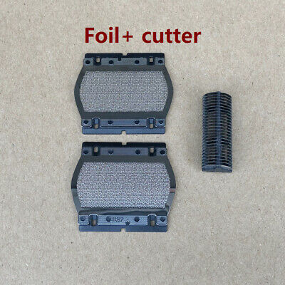 Shaver Replacement foil&Cutters for Braun 11B Series 1 150 140 130 120 110 5685