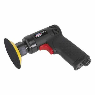 Sealey SA721 Air Sander 75mm Mini Orbital Composite Premier