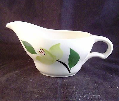 CHARLESTON Blue Ridge CREAMER or CREAM PITCHER Southern Potteries Hand Painted