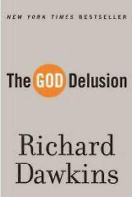 The God Delusion by Richard Dawkins (English) Paperback Book Free Shipping!