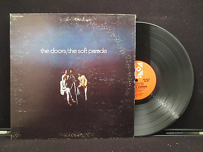 The Doors - Soft Parade on Elektra Records EKS 75005 Gate Fold Cover Red Label & THE DOORS - Soft Parade on Elektra Records EKS 75005 Gate Fold Cover ...