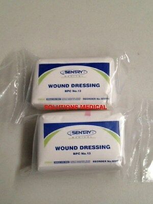 Sterile Wound Dressing #13 (Pkt 2)
