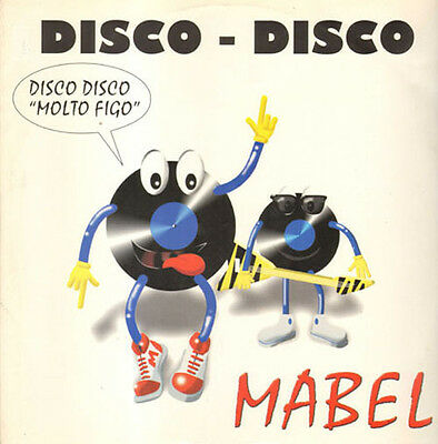 MABEL - Disco Disco - Dee And Gee