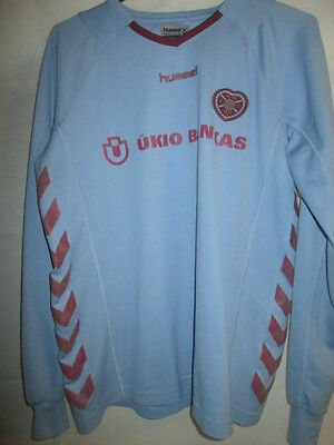Heart of Midlothian Hearts 2006-2007 GK Football Shirt Size 16 years 16215