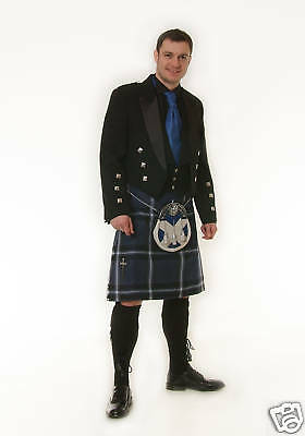 "Ancient Saltire Kilt Only 4 Sporran & Kilts  Offer ""sale Offer"" Now £279"
