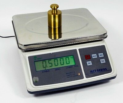 "Digital Counting & Parts Scale,  7 LB, 10"" x 7.5"" Platform"