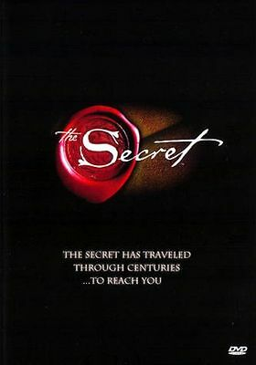 The Secret (DVD, 2006, Extended Edition)  Brand New Factory Sealed DVD