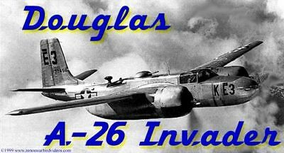 How to Fly the A-26 Invader A-20 Havoc WWII DVD + Pilots Manual