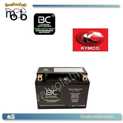 Kymco 150 People  99/04   Batteria A Litio Bc Lithium Batteries Bctx9-Fp