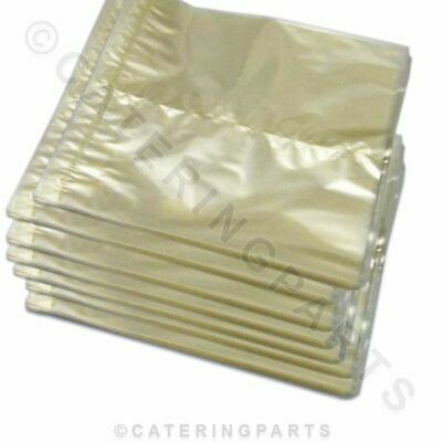 BULK PACK 1000 x TOASTED SANDWICH DISPOSABLE TOASTER BAGS DUALIT ROWLETT LINCAT