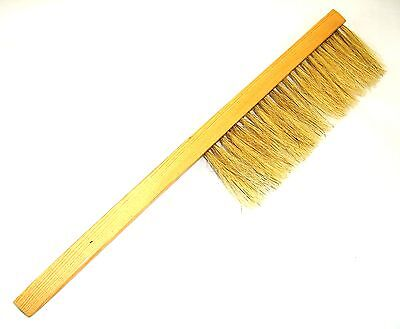 2 x Beekeepers Bee brushes - Natural soft pig bristle