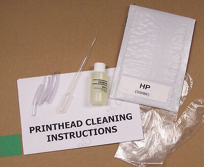 HP PRINTHEAD & Inkjet Cleaning Kit (Includes Tools and Instructions) 5000BK