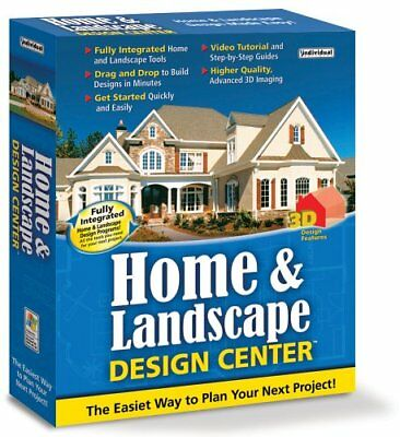 Home And Landscape Design Center (3D) Fully Integrated