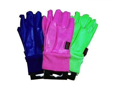 Town & Country Childrens Helping Hand Gardening Gloves Tgl301 One Pair