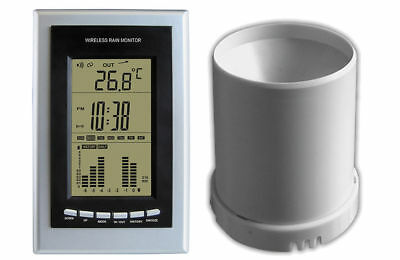 Lenoxx Wireless indoor/outdoor Digital Weather Forecast Station Thermometer/date