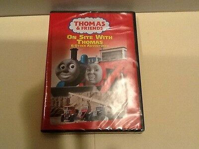 On site with thomas dvd