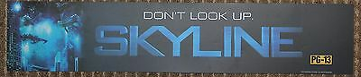 Skyline, Large (5X25) Movie Theater Mylar Banner/Poster