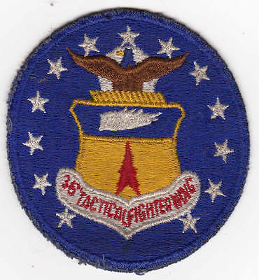 1 Patch/Aufnäher 36th TACTICAL FIGHTER