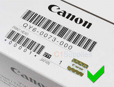 Canon QY6-0073-000 Druckkopf ip3600, MP540, MP620, MP560, MG5150, MX860