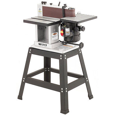 Shop Fox W1717 1/3-Horsepower 120V Horizontal/Vertical Sander