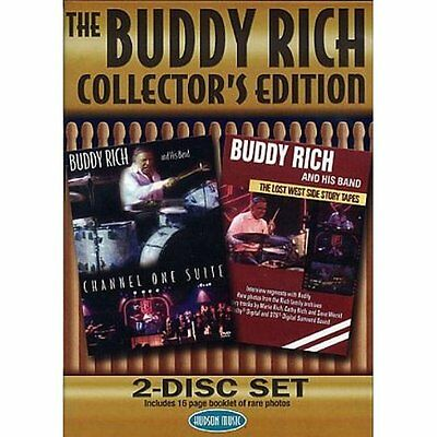 Buddy Rich Collector's Edition Drumming DVD