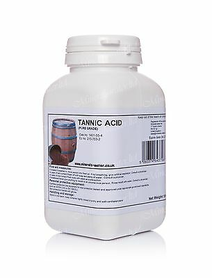 100g Tannic acid•pure grade•pure product•superb quality•