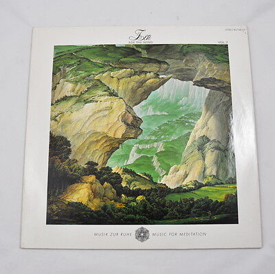 LP: ZEN - Ask the Wind Vol. 7 (Musik zur Ruhe / Music for Meditation) 827 481-1