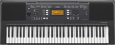 "Yamaha PSR-E343 chez  ""Pianos Michiels"""