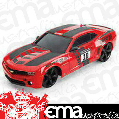 Chevrolet Camaro Ss Rs 2010 Maisto 1/24 Scale Remote Controlled Car Red 81066
