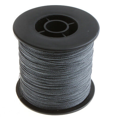 UK Shipping 500M Super Ultra powerful Dyneema Strong Braided Fishing Fish Line