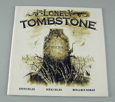 The Lonely Tombstone - Steve Niles & Ben Roman  / Childrens Horror Story