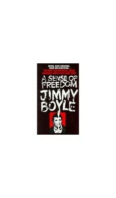 A Sense of Freedom, Boyle, Jimmy Paperback Book The Cheap Fast Free Post